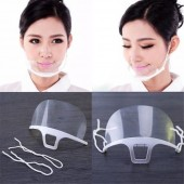 Q-G4.1 Chin Face Shield White