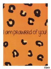 Giftcard for Jewelry I am prawrrd of you 10.5x14.8cm 12pcs