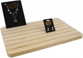 L-F6.2 PK424-036A Wooden Display for Cards 33.5x23.5cm