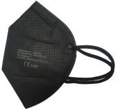 FFP2 - Individually packed - 1pcs Black