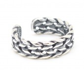 G-D6.1 SR103-099 Ring 925 Sterling Silver Chain