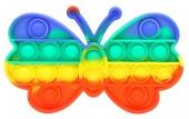 T-P7.2 Pop It Butterfly- Rainbow