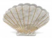 X-B1.1 H413-048D Hair Clip Large Shell 9cm Grey