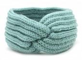 R-E4.1 H401-001F Knitted Headband Blue