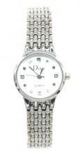 A-F8.2 W523-007 Quartz Watch Metal 22mm Silver