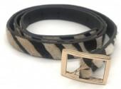 S-G7.2  BELT418-002A PU Belt Zebra L
