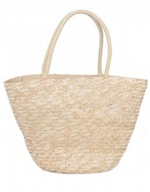 Z-B3.3 BAG324-004 Large Straw Shopper