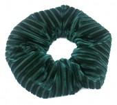 S-E1.2 H307-007D Scrunchie Rib Fabric Green