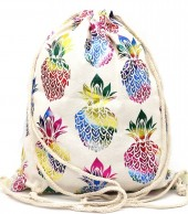 Z-B3.2 BAG542-008A Backpack Shiny Pineapples