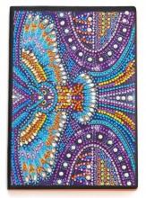 R-L2.1 HM009 Diamond Painting Notebook Set 21x15cm