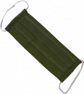 S-B6.4  Fashion Mask - 2 Layers - Cotton - Machine Washable - Individually Packed - Green