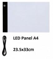Z-A1.5 TOOL2112-004 LED Panel A4 23.5x33cm
