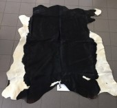 P-E1.1 Cow Hide with some small holes 200x190cm