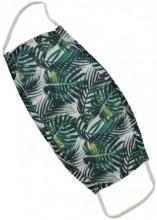 S-A6.4  Fashion Mask - 2 Layers - Cotton - Machine Washable - Individually Packed - Jungle