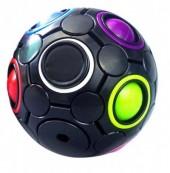 R-A4.2  T2130-005 Magic Puzzle Ball - Black