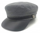 Y-E3.5 HAT402-003C Sailor Cap Grey