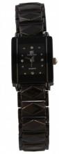 G-C23.1 Quartz Metal Watch 25x20mm Black