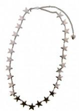 S-I8.1  Metal Chain Belt Stars