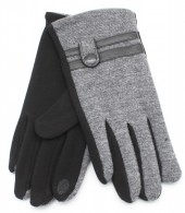 S-D6.5  GLOVE403-008B Gloves for Men Light Grey