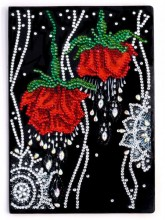 R-L7.1  HM015 Diamond Painting Notebook Set 21x15cm