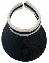 R-D3.1 HAT504-008A Sun Visor Black
