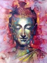 Q-I7.1 X239 Diamond Painting Set Buddha 40x30cm