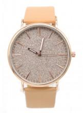 B-C7.2 WA422-001 Quartz Watch with Glitters 43mm Light Brown