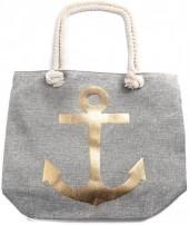 Y-C6.3 BAG530-001A Beach Bag Anchor Grey