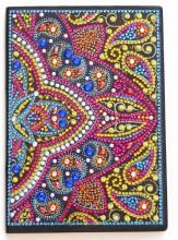 R-M7.1 HM007 Diamond Painting Notebook Set 21x15cm
