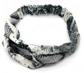 S-G3.2 H305-139A3 Headband Snake Grey
