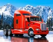 T-B7.1 GX562 Diamond Painting Set Truck 40x30cm