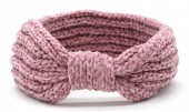 T-C6.2 H401-002C Knitted Headband Extra Soft Pink