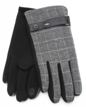 S-C3.2 GLOVE403-008A Gloves for Men Grey