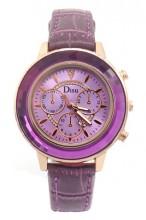 B-B7.3 W523-076 Quartz Watch 36mm Purple