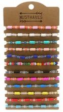 X-E3.1 B2135-002 Bracelet Set - 12pcs