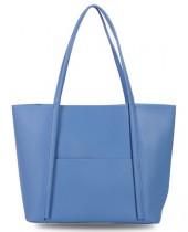 Y-F1.5  BAG417-014B PU Bag Blue