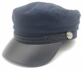 T-D2.1 HAT420-003 Sailor Cap Blue